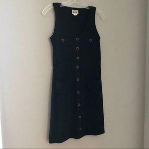Converse midi dress with pockets